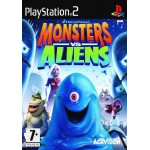 Monsters vs Aliens [PS2]